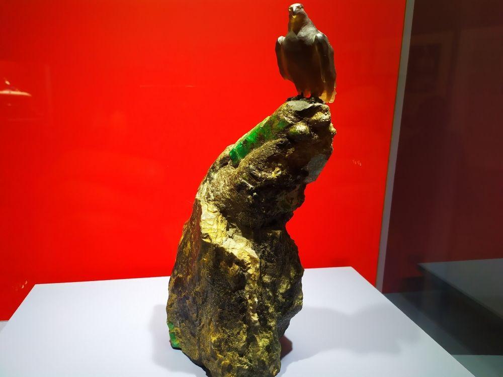 Аллегории Черногории – дымчатый орёл.