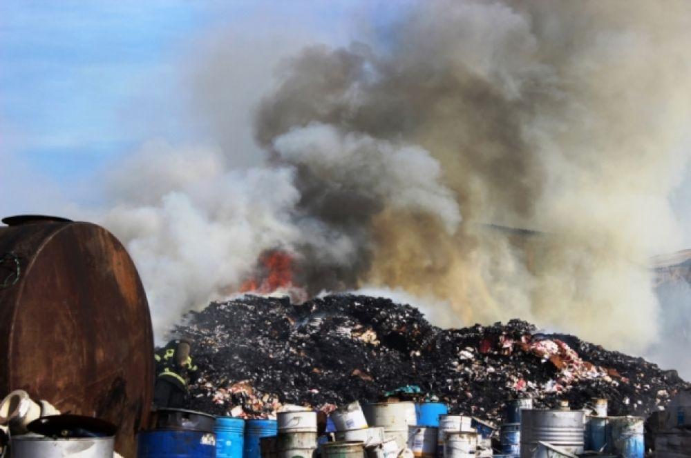 Специалисты не зафиксировали превышения ПДК вредных веществ в воздухе