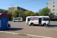 В Оренбурге из-за водителя автобуса пострадала 72-летняя пассажирка