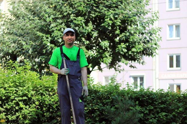 Жамшед Мавлонов живет на работе в прямом и переносном смысле