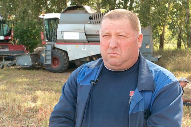Фермер Евгений Степанян.