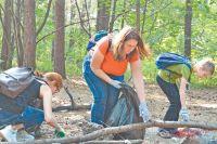 Проект «Час чистоты» работает в Кунцеве пять лет. За это время к волонтёрскому движению присоединилось много местных жителей.