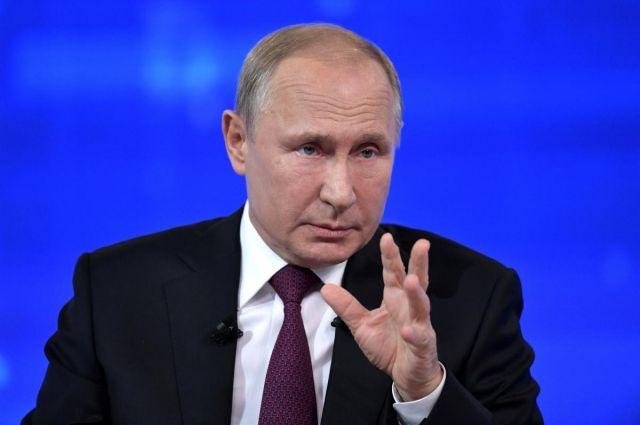 Путин помиловал 11 украинских политзаключенных
