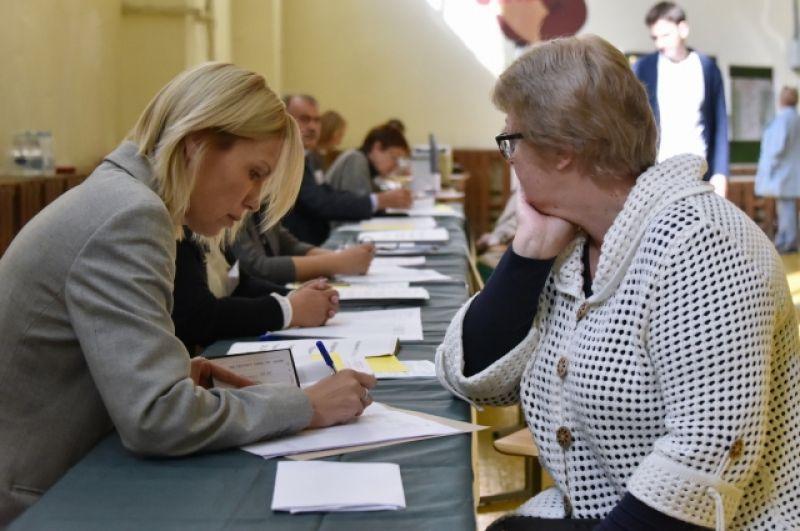 По данным на 18.00, в выборах приняли участие свыше 58% избирателей.