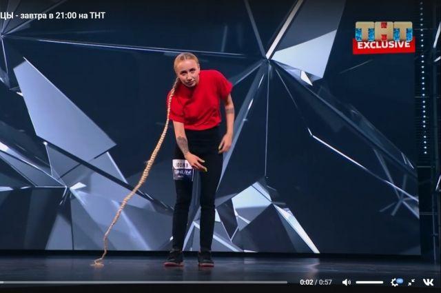 Уроженка Ижевска прошла отбор в шоу «Танцы»