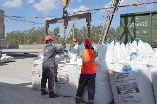 Топкинский цемент завоевал победу в региональном этапе конкурса «100 лучших товаров России».