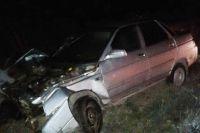 В Пономаревском районе в ДТП погиб пассажир.