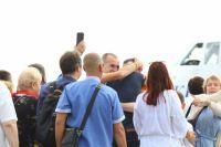 Врачи прокомментировали состояние освобожденных украинцев