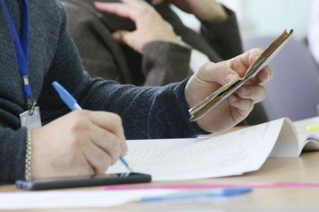 В Ялуторовске явка избирателей превысила 30%