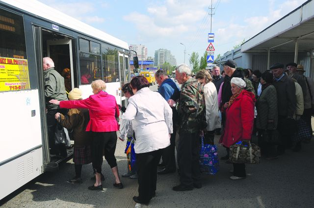 В Оренбурге с 10 сентября меняется расписание дачных автобусов.