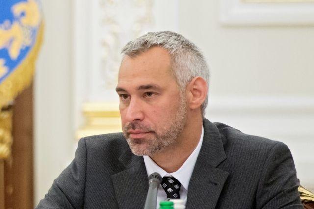 Рябошапка намерен привлечь к ответственности несколько депутатов Рады