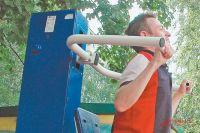 Воркаут-площадки доступны круглосуточно.  Жители района могут бесплатно позаниматься спортом в парке «Фили».