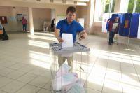 В этом году имели право на участие в выборах 1 млн 218 тысяч человек со всего региона.