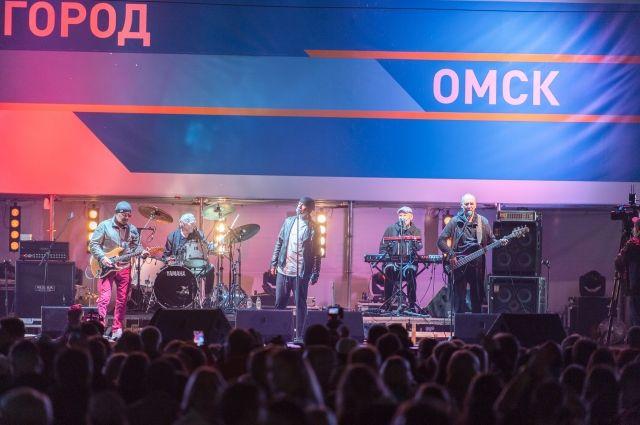 Омский НПЗ подарил яркий праздник жителям родного города