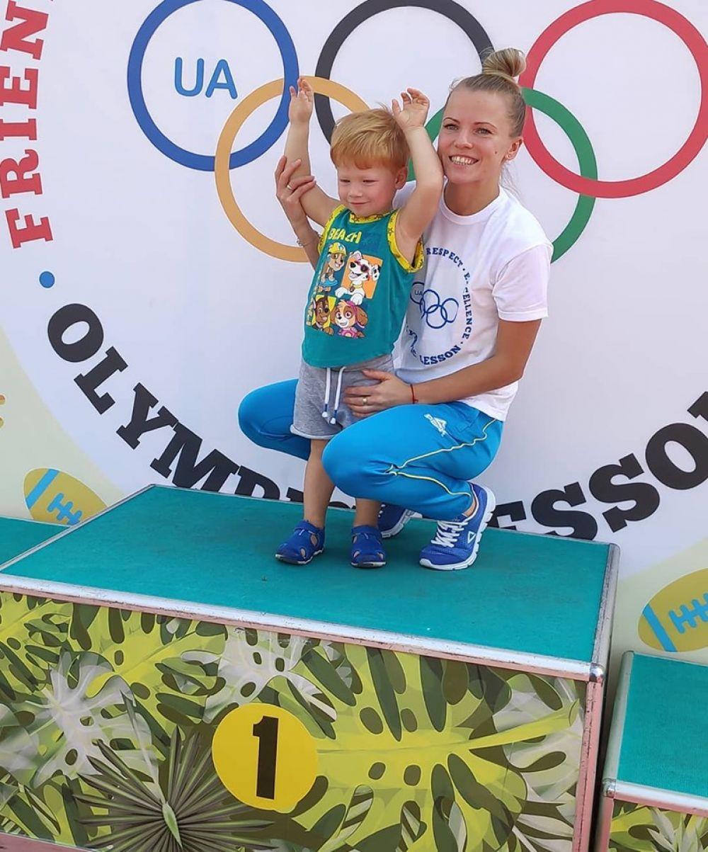 Чемпионка Европы и медалистка чемпионата мира по прыжкам в воду Юлия Прокопчук.