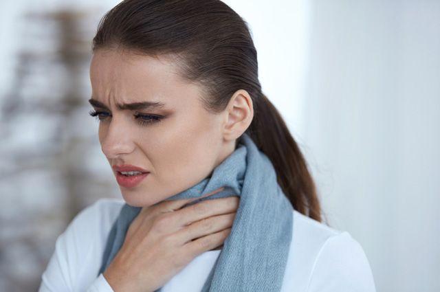 Как сделать согревающие компрессы, если продуло шею?