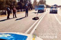 В Ивано-Франковской области депутат сбил пешехода насмерть
