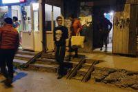 Жителей пятиэтажки по улице Ставропольской экстренно расселяют