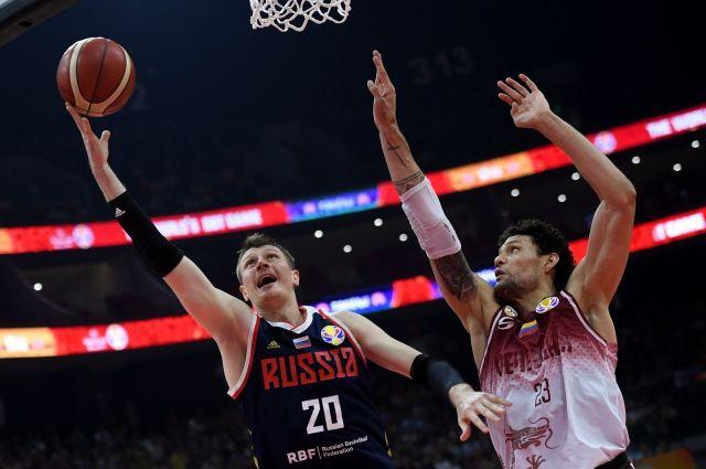 Баскетбол. Определись все четвертьфинальные пары ЧМ-2019 по баскетболу