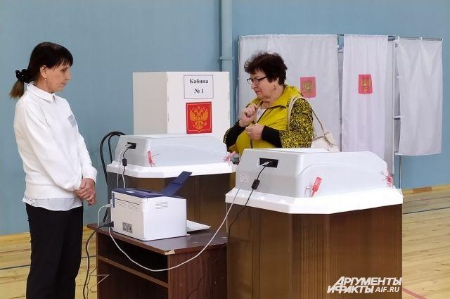 В Оренбуржье оглашены итоги муниципальных выборов.