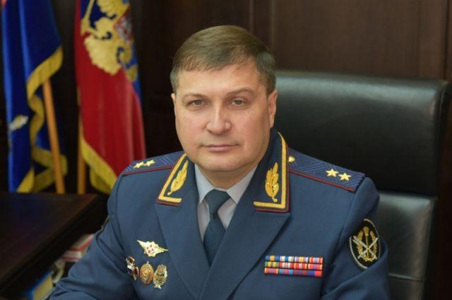 Константин Березнев занимал пост главы ГУФСИН по Новосибирской области.