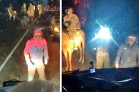 Правоохранительные органы расследуют инцидент на границе с Тувой.
