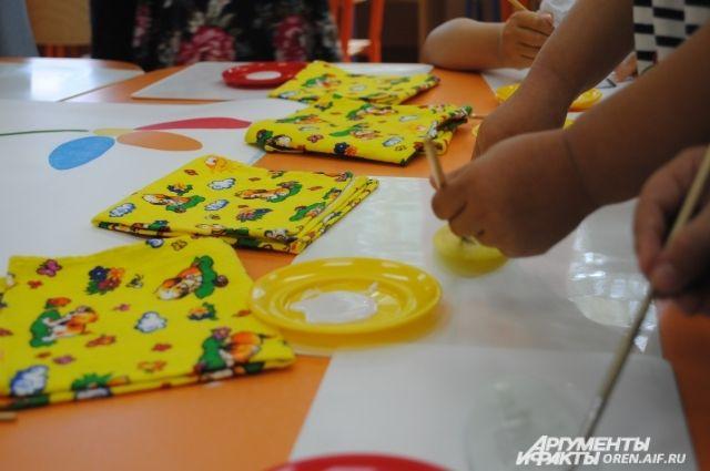 В Оренбурге матери разрешили оплачивать посещение в коммерческом детском саду из материнского капитала.