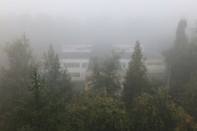 Туманы в сентябре наблюдаются постоянно.