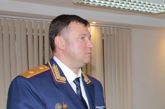 Андрей Коновод сменил на посту Сергея Калинкина, которого арестовали по делу о разрезе «Инской».