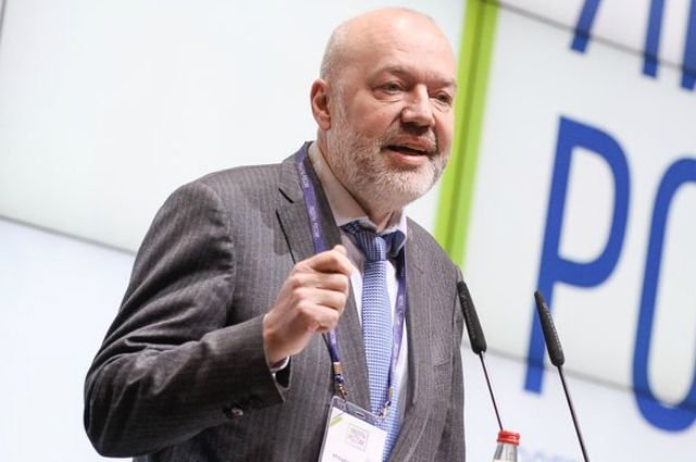 Павел Крашенинников.