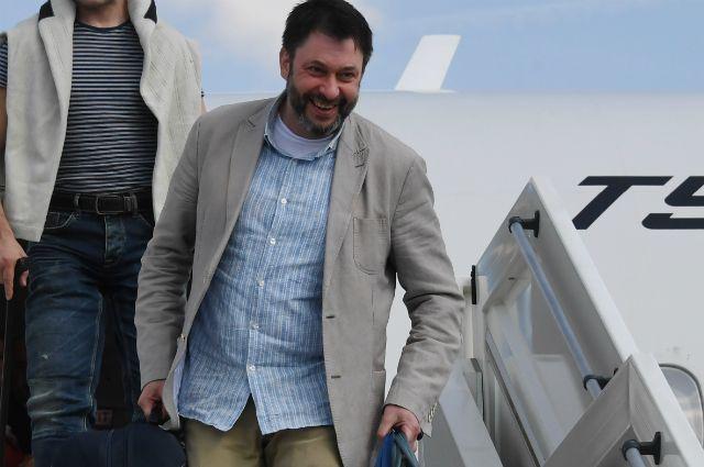 На родине Кирилла Вышинского уже заждались.