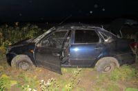 В Абдулинском районе в ДТП пострадали два ребенка.