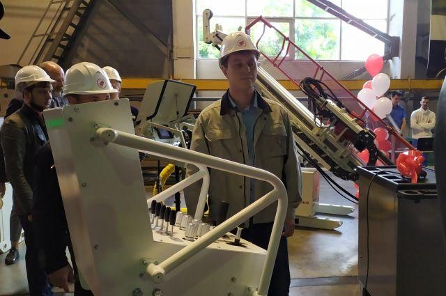 Оборудование, выпускаемое предприятием, прошло все проверки на качество и соответствия стандартам в России.