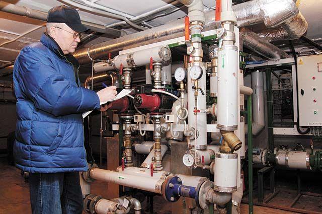 В среднем заполнение систем отопления и их выход на оптимальные параметры работы занимает две-три недели.