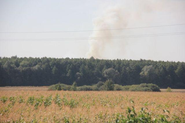 Взрывы на складе боеприпасов под Винницей: названа причина задымления