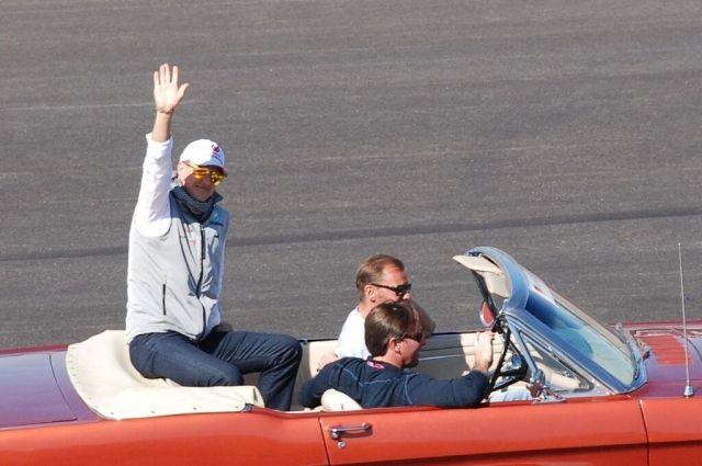 Михаэль Шумахер вышел из комы: подробности состояния здоровья гонщика