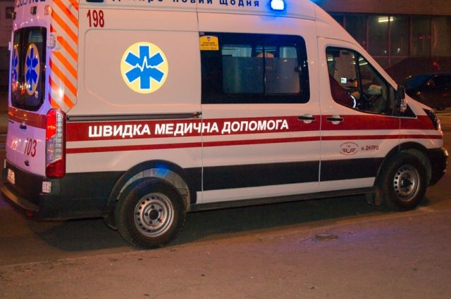 В Харькове мужчина выбросил жену из окна четвертого этажа