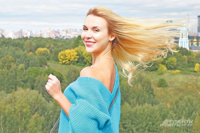 «Я живу вКрылатском полжизни. Крылатские Холмы– это моё место силы»,– рассказывает популярная актриса Ева Авеева.