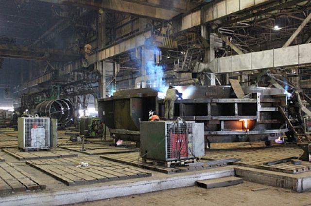 Денис Паслер: «Заказы на предприятии «Уралмаш-Горное оборудование» есть, люди работают, перспективы завода ясны».