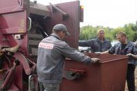 Твёрдые коммунальные отходы из отдалённых посёлков Воркуты будут вывозить на вездеходе и полноприводном мусоровозе.