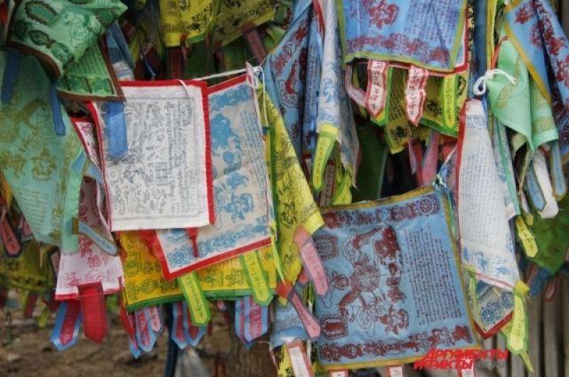 Ламы и буддисты Тугнуйского дацана приняли участие в марафоне.