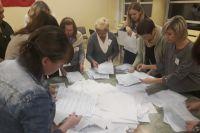 При подсчёте голосов выяснилось, что явка избирателей была около 30%.