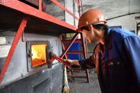 Коммунальщики запасли уголь в котельных на три месяца вперед, при нормативе в один месяц.