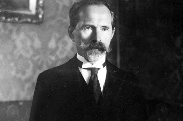 Антанас Сметона президент республики Литва.