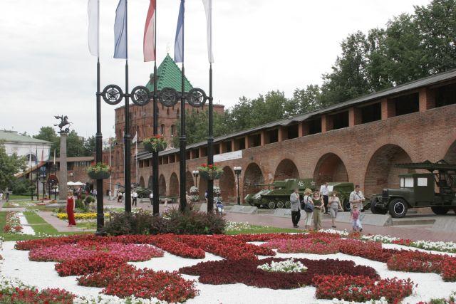 В кремле могут оставить только музеи и концертные залы.