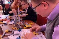 Подростки Бердюжского района приняли участие в профориентационной игротеке