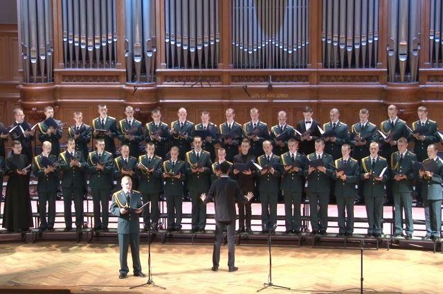 В Оренбург впервые приедет Православный хор и ансамбль Инженерных войск ВС
