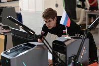 В компетенции «Токарные работы на станках с ЧПУ» Егор стал восьмым среди 28 участников