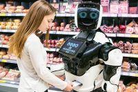 Роботы-консультанты из России работают в 34 странах мира.