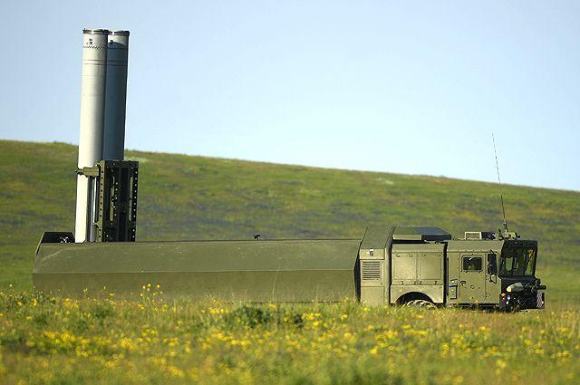 Пусковая установка берегового ракетного комплекса «Бастион».